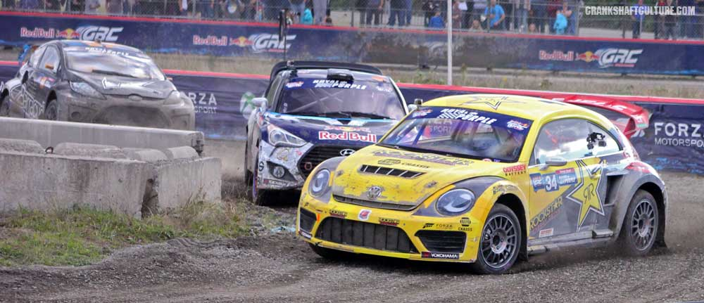 Global Rallycross Seattle