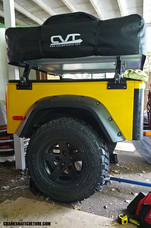 Lifted Dinoot Trailer