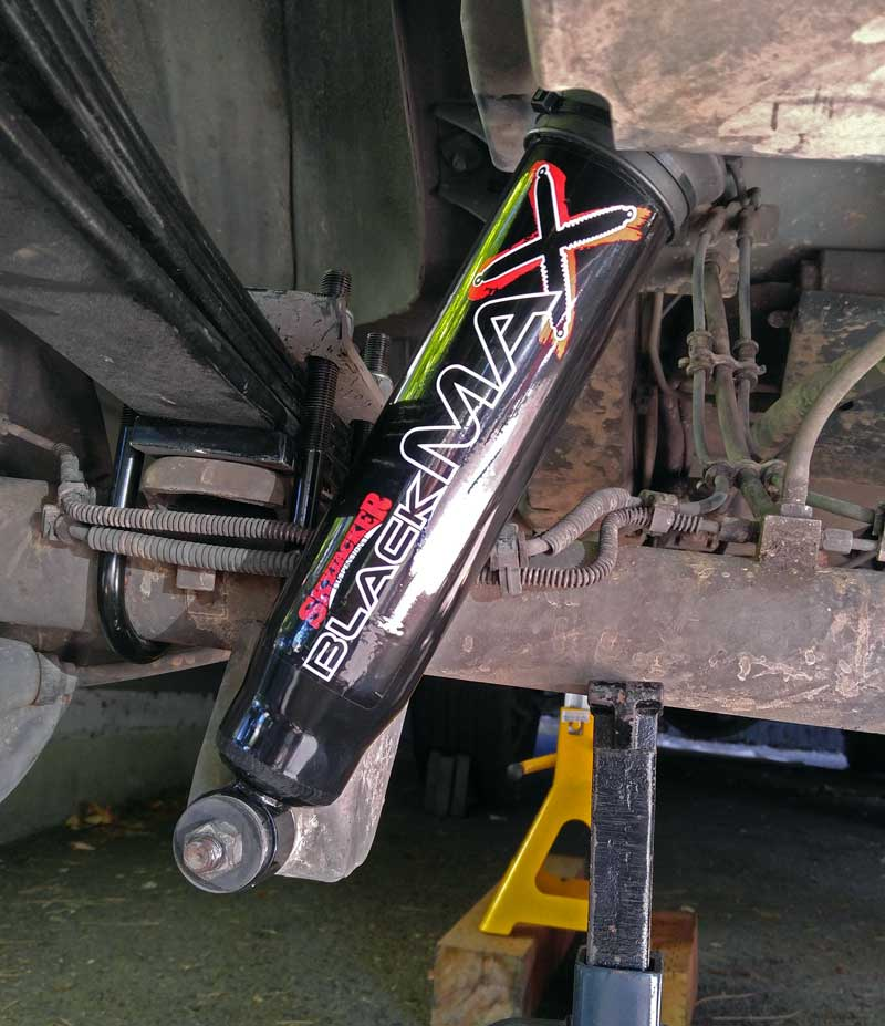Skyjacker Black Max Shock