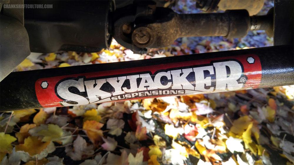 Skyjacker XJ Lower Control Arm
