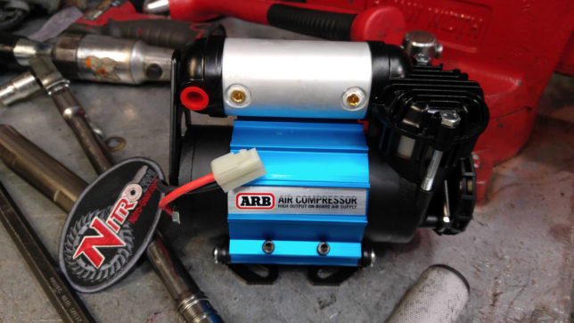 ARB single air compressor