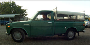 1971 Toyota Hilux for sale - Crankshaft Culture