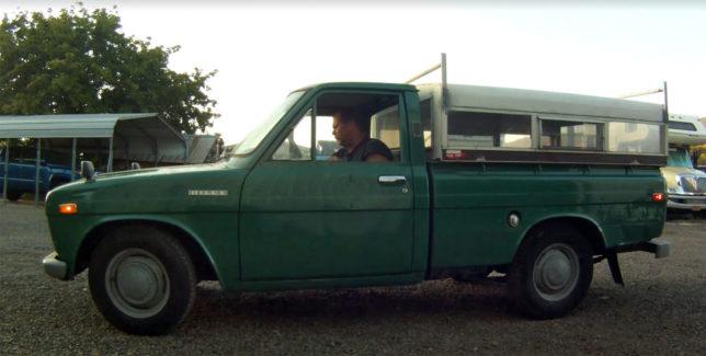 1971 Toyota Hilux for sale - Crankshaft Culture