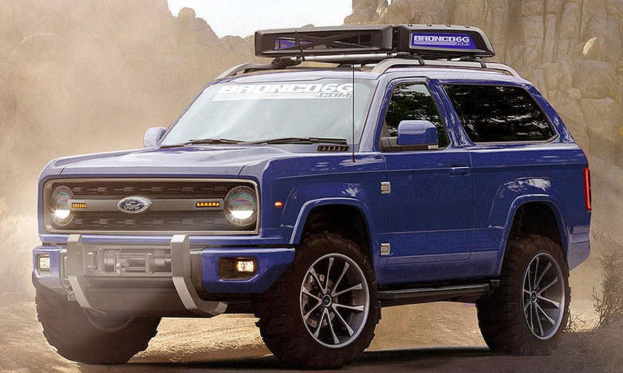 What Will the 2020 Ford Bronco Look Like? - CRANKSHAFT CULTURE