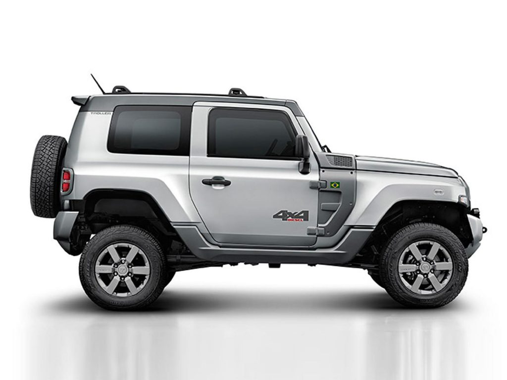 What Will The 2020 Ford Bronco Look Like?