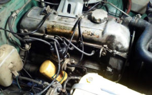 Toyota Hilux 18R-C engine - Crankshaft Culture