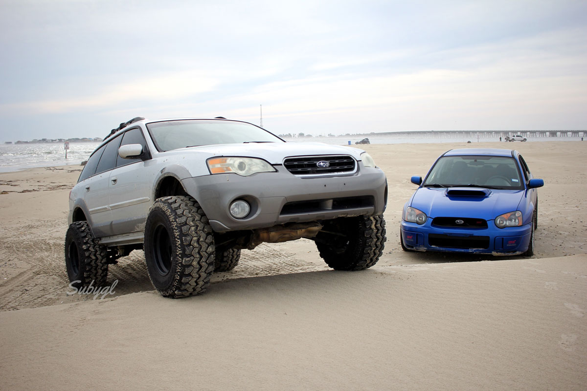 Subaru Legacy Outback >> Wonder Wagon: Saul Sanchez's Lifted Subaru Outback - CRANKSHAFT CULTURE