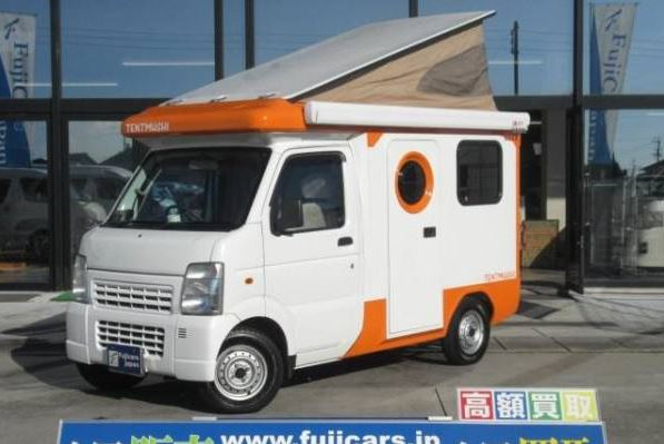 Suzuki Carry Campervan