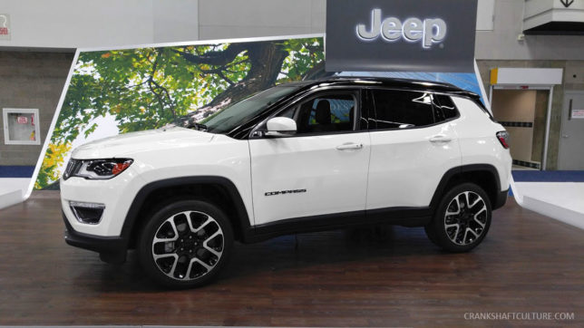 2017 Jeep Compass - CRANKSHAFT CULTURE