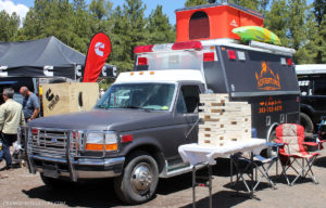 Ford Ambulance Overland Camper