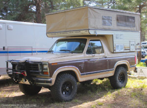 Full Size Bronco Camper