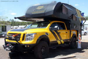 Helwig Nissan Titan Camper