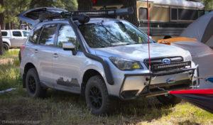 Subaru Forester Overlander