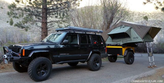 After traveling 13 hours, we stayed at Humboldt-Toiyabe National Forest's Chris Flat campground, Coleville, CA.