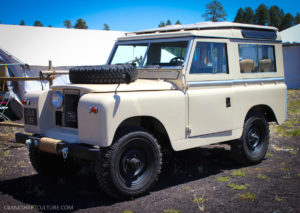 Classic Land Rover Series