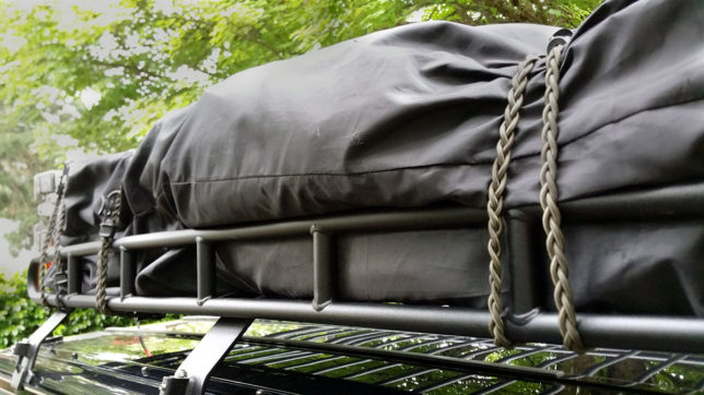 Jungle Cord Used on BajaRack Roof Basket