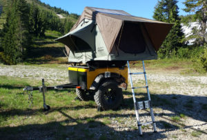 RackNet and Overall Dinoot Trailer Photo