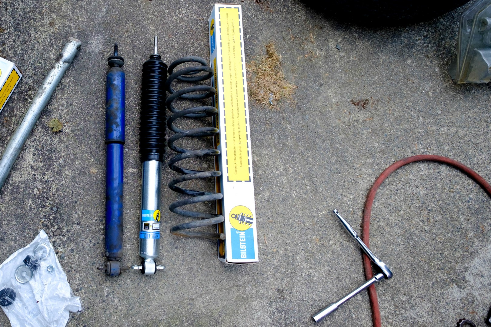 Bilstein Jeep Grand Cherokee Shock Absorbers