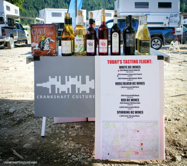 BCOR Wine Class