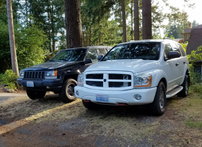 New Project: $500 Dodge Durango - CRANKSHAFT CULTURE