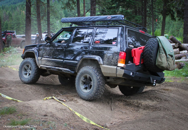 The NW Overland Trophy Challenge