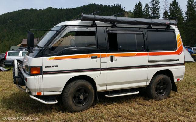 1990 Mitsubishi Delica L300