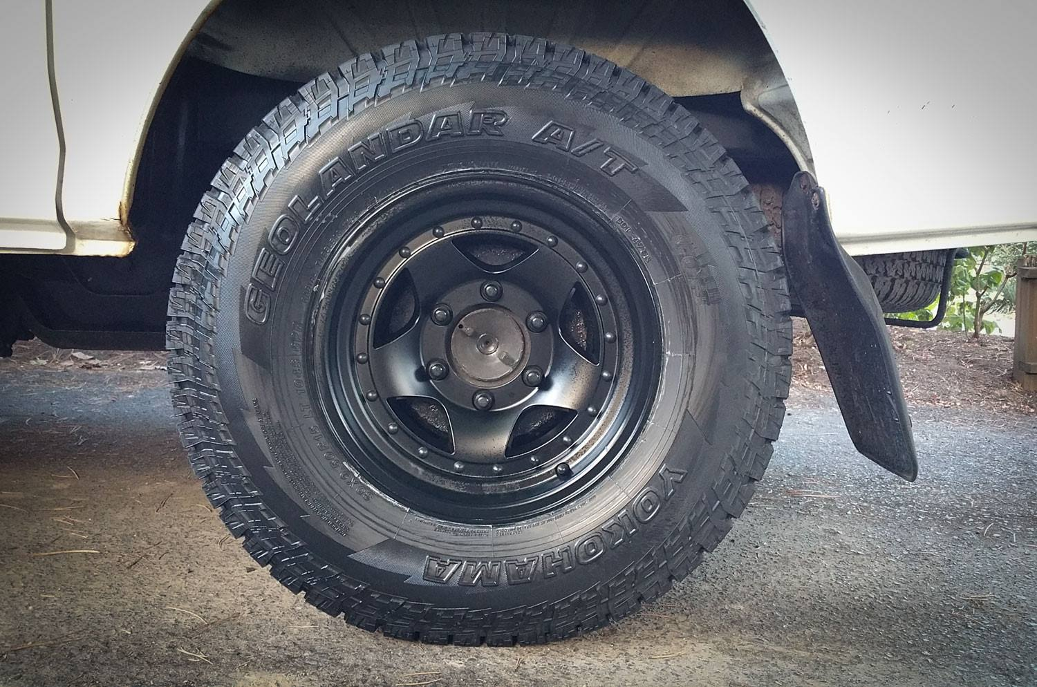 All Terrain Tires >> Review: Yokohama Geolandar A/T G015 All-Terrain Tires