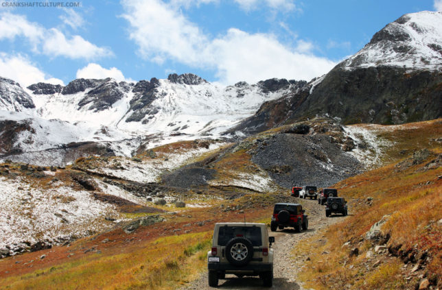 d04f2e80875 Recommended Routes: California, Hurricane, and Corkscrew Pass, Colorado