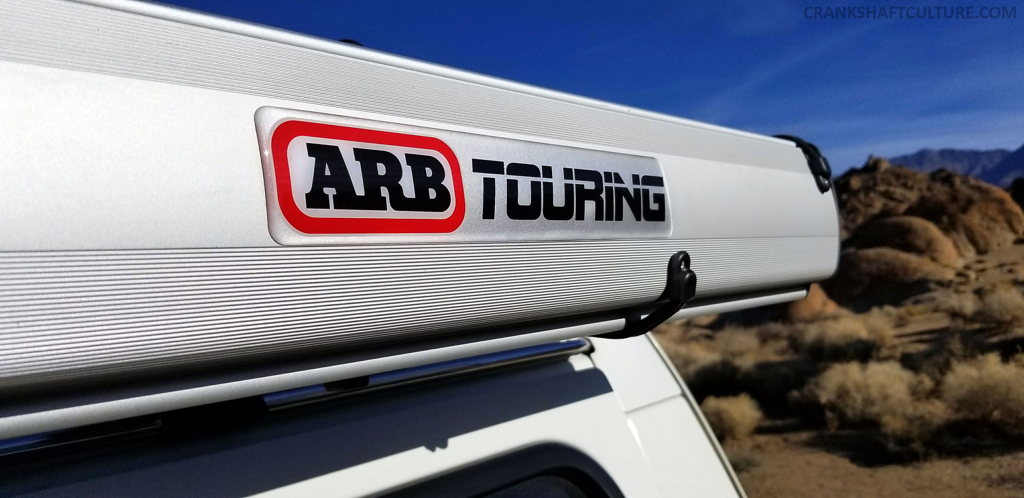Gear Review: ARB 2500MM Aluminum Awning