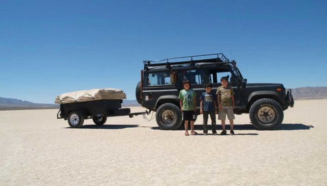 Land Rover, Defender, Defender 110, righthand drive, diesel