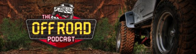 Off Road Podcast Logo