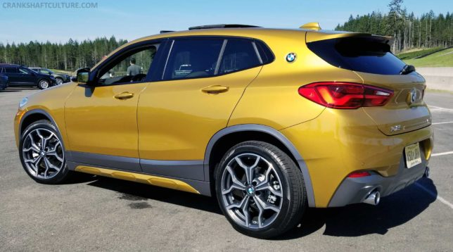 BMW X2 iDrive 28i luxury