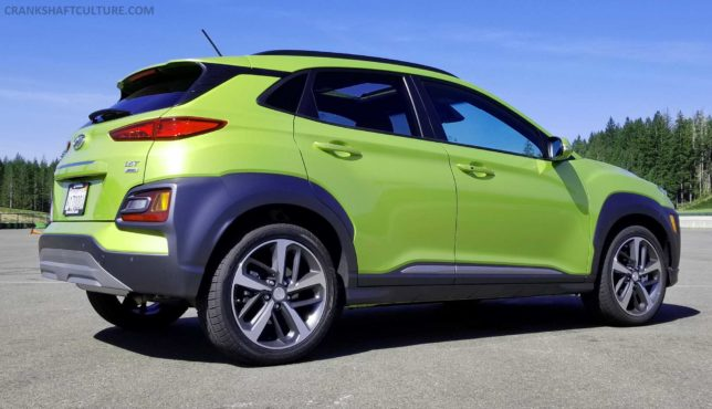 AWD Hyundai Kona Ultimate