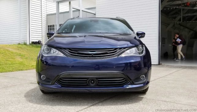 The 2018 Chrysler Pacifica Hybrid takes the cake in just about every category.