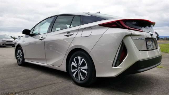 With 133 MGPe, 2018 Toyota Prius Prime is a great candidate for an affordable hybrid.