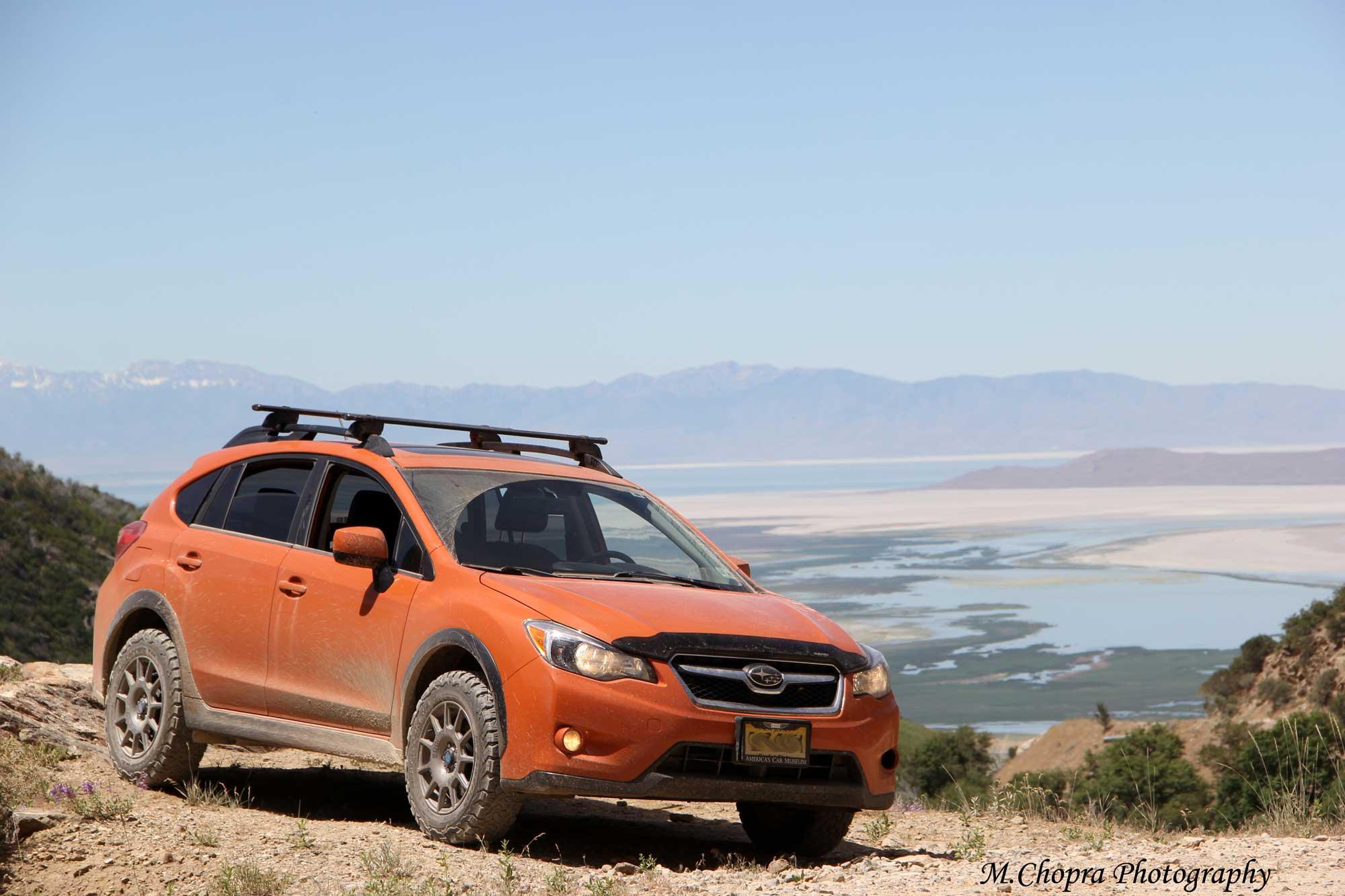 Marlon's 2014 Tangerine Subaru XV Crosstrek