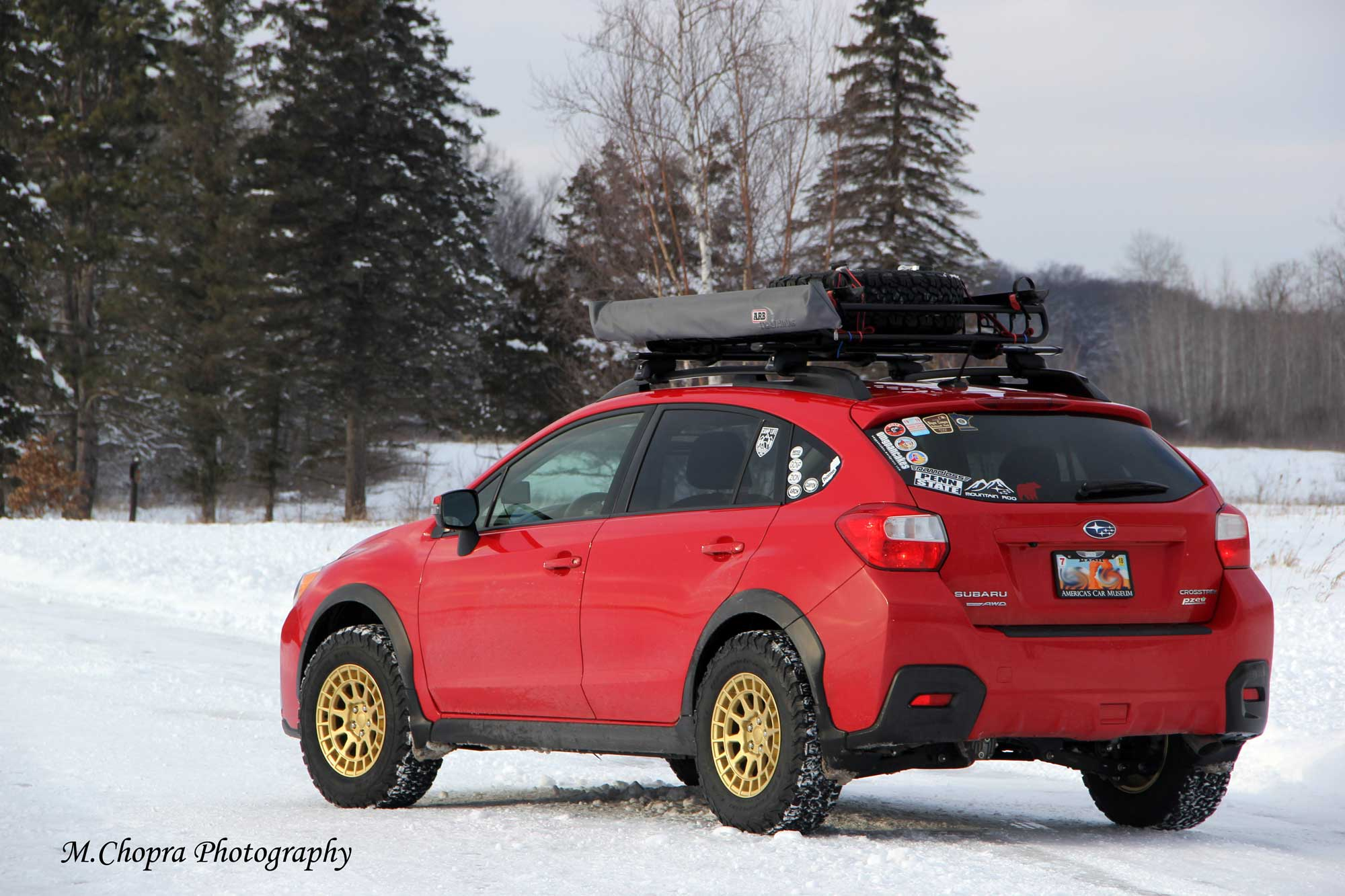Subaru Crosstrek Off Road >> Crankshaft Chronicles: Marlon's Subaru Crosstrek