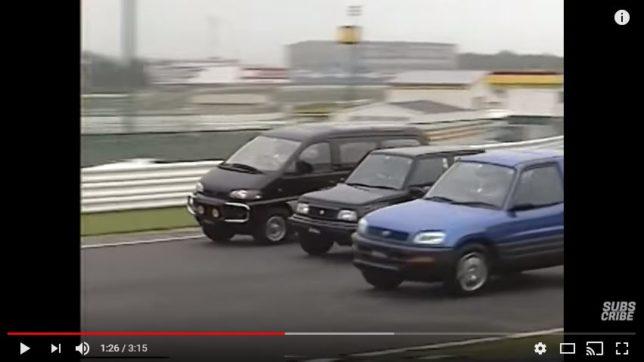JDM SUV race