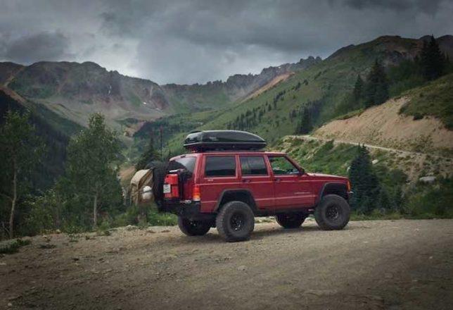 Jon Wilder's Jeep Cherokee