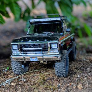 TRX-4 Bronco off road