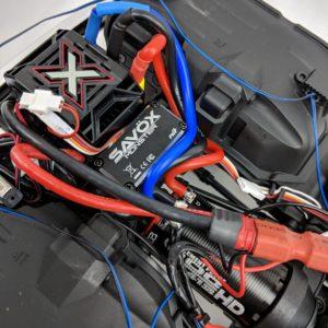 RC Crawler electronics