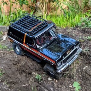 My RC Bronco in the dirt