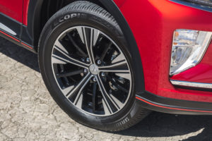 Eclipse Cross wheels