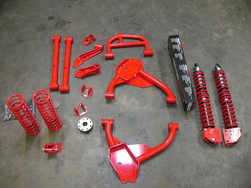 Suzuki Sidekick Sport Lift