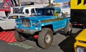 Fulls Size Jeep Pickup