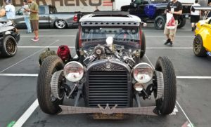 Slammed Rat Rod