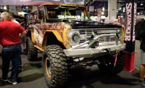 Skyjacker Bronco