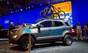 Ford EcoSport custom
