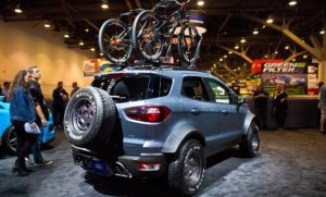 Lifted Ford EcoSport