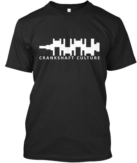 Crankshaft Culture Clothing t-shirt